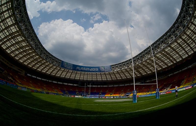 АРЕНА МОНДИЈАЛА СЕДМИЦЕ: стадион Лужњики. ФОТО: Екатерина Бурчева