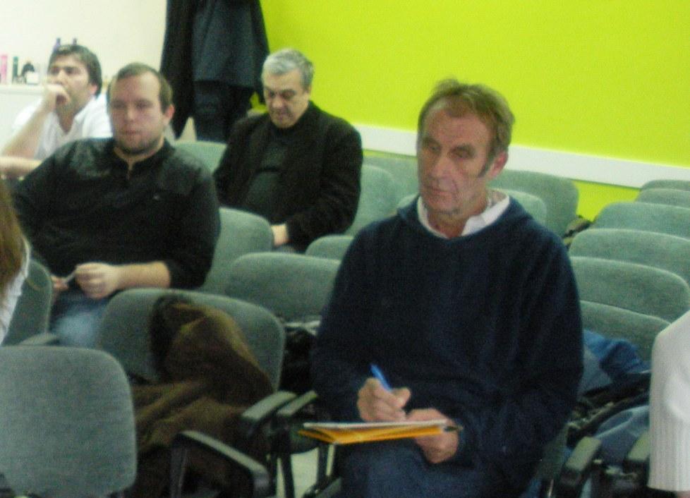 ЈЕДНОГЛАСНО ИЗАБРАН: Станислав Колунџија (скроз десно)