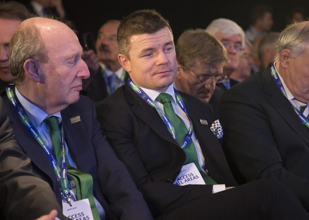 РАЗОЧАТРАН: Брајан О` Дрискол, легенда ирског рагбија. ФОТО: World Rugby via Getty Images